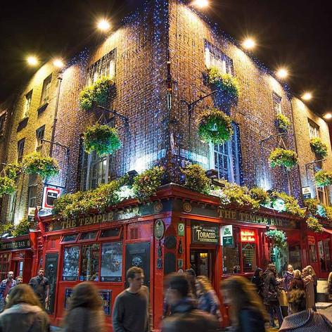 Guided Irish city tours