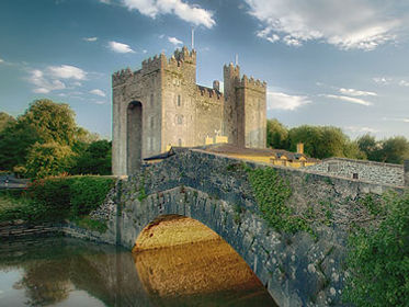 Bunratty Castle, Ireland | 7 Day Private Guided Tour Itinerary