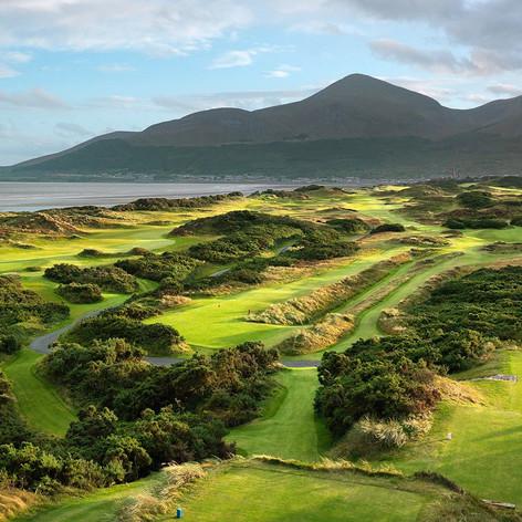 Chauffeured Golf Tours