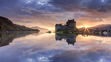 Eilean Donan Castle, Scotland | 6 Day Private Guided Tour Itinerary