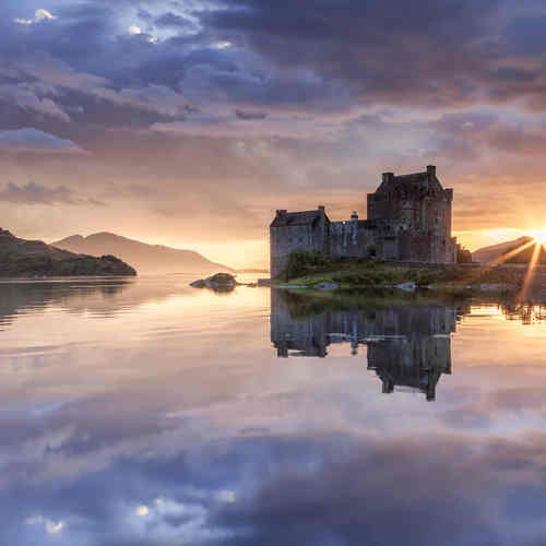 7 Day Scottish Castle Tour