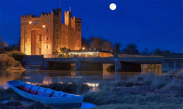 Dunratty Castle, Ireland | 6 Day Private Guided Tour Itinerary