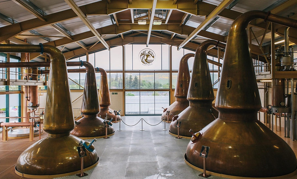 Private Whisky Tour