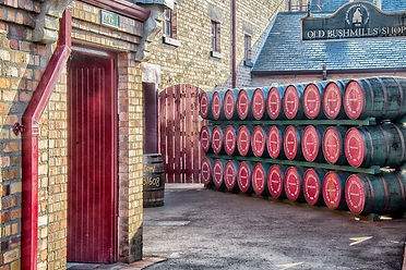 Old Bushmills Whiskey Distillery, Ireland | 7 Day Private Guided Tour Itinerary