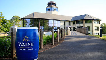 Walsh Royal Oak Whiskey Distillery, Ireland | 14 Day Private Tour