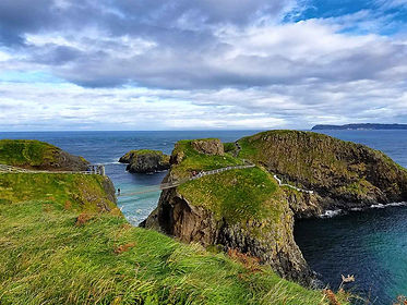 Carrick-a-Rede Rope Bridge, Northern Ireland | 10 Day Private Guided Tour