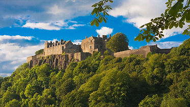 Stirling Castle, Scotland | 7 Day Private Castle Tour Itinerary