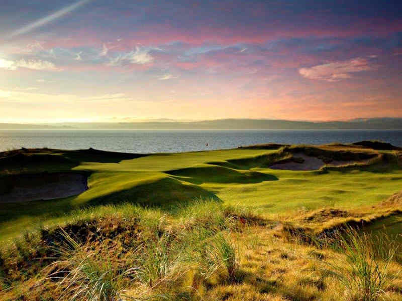 7 Day Scottish Golf Tour