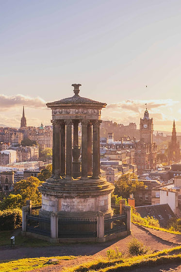 Edinburgh City, Scotland | 7 Day Private Guided Tour