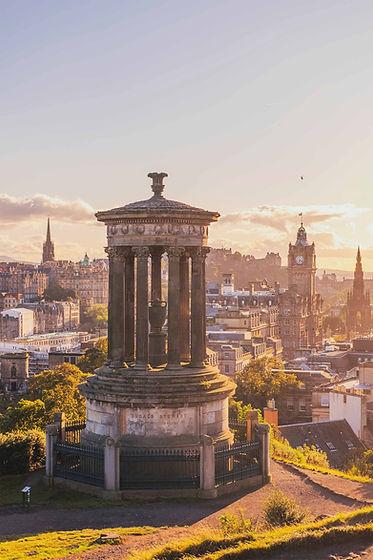 Edinburgh City, Scotland | 7 Day Private Guided Tour
