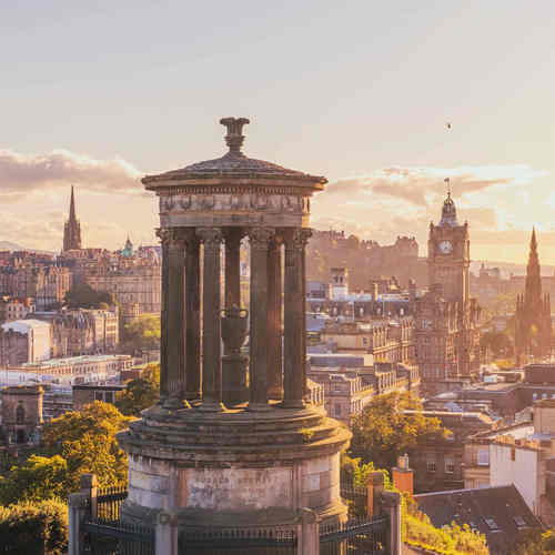 3 Day Scottish City Tour