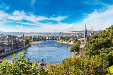 Inverness City Center, Scotland | 3 Day Private Guided Tour