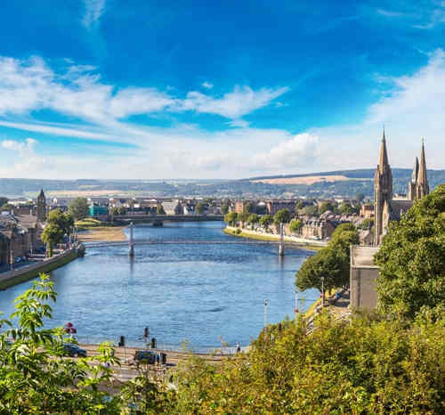 7 Day Scottish City Tour