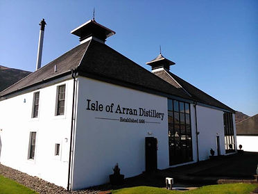 Isle of Arran Whiskey Distillery, Scotland | 7 Day Private Guided Tour Itinerary