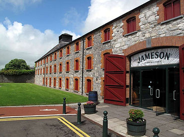 Jameson Whiskey Experience and Distillery, Ireland | 14 Day Private Tour