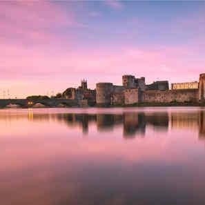 6 Day Irish Castle Tour