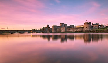 King John's Castle, Ireland | | 7 Day Private Guided Tour Itinerary