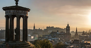Edinburgh City, Scotland Glendalough Distillery Tour, Ireland | 7 Day Private Outlander Tour Itinerary