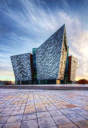 Belfast Titanic Museum, Northern Ireland | 7 Day Private Guided Tour Itinerary