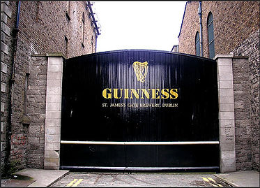 Guinness Brewery, Dublin, Ireland | 7 Day Private Guided Tour Itinerary
