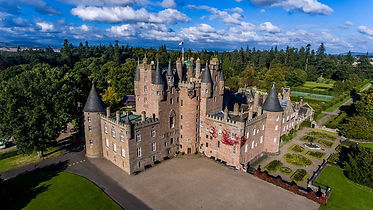 Glamis Castle, Scotland | 7 Day Private Castle Tour Itinerary
