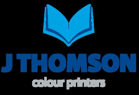 J Thomson Colour Printers Logo