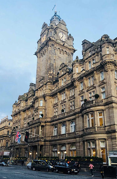 The Balmoral Hotel, Scotland | 4 Day Private Harry Potter Tour