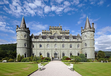 Inverary Castle, Scotland | 7 Day Private Castle Tour Itinerary