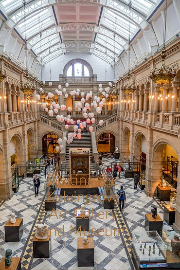 Kelvingrove Art Gallery & Museum, Scotland | 14 Day Private Guided Tour