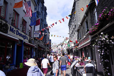 Galway City Center, Ireland | 14 Day Private Guided Tour