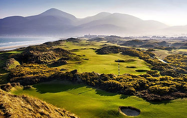 Royal County Down, Belfast | 10 Day Private Tour Ireland