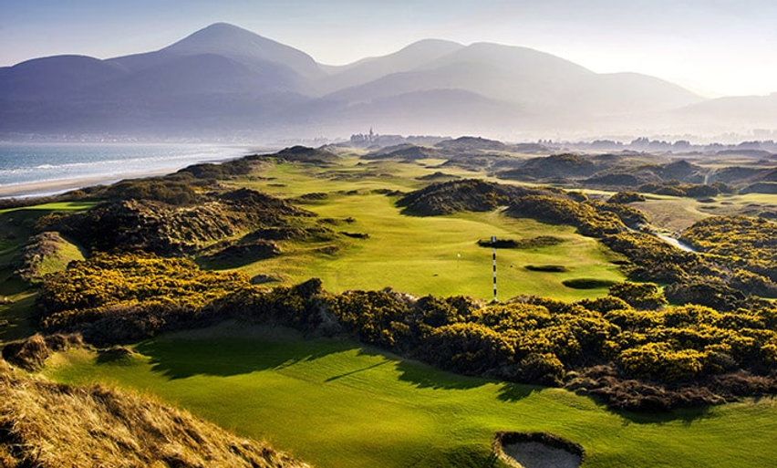 Private Golf Tours