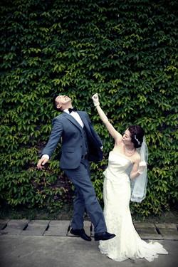 Jeff & Shihoko - Ceremony & Wedding