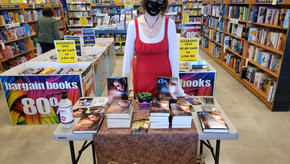 The Assassin's Legacy Book Tour