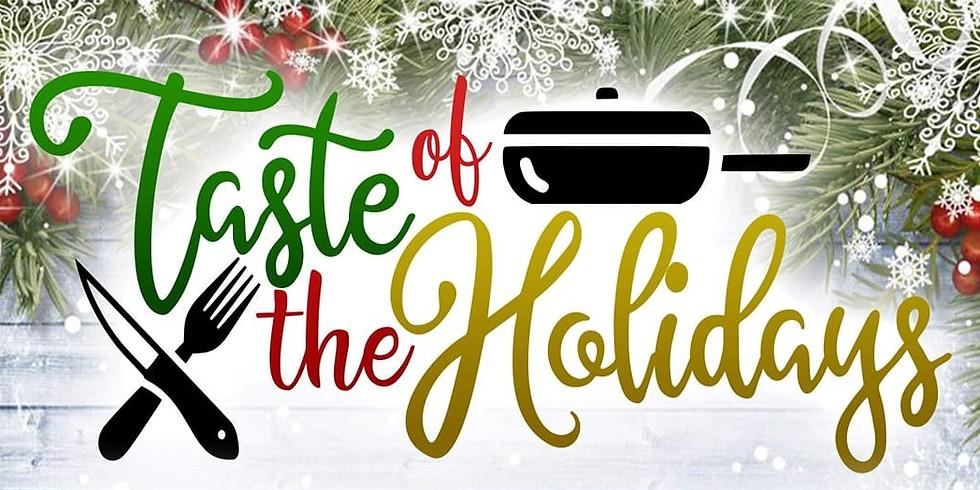 Taste of the Holidays