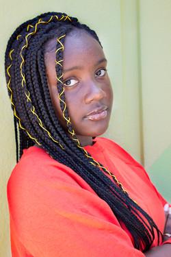 Young Actress Headshot