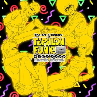 New Hip Hop Manga Called 'Tephlon Funk'