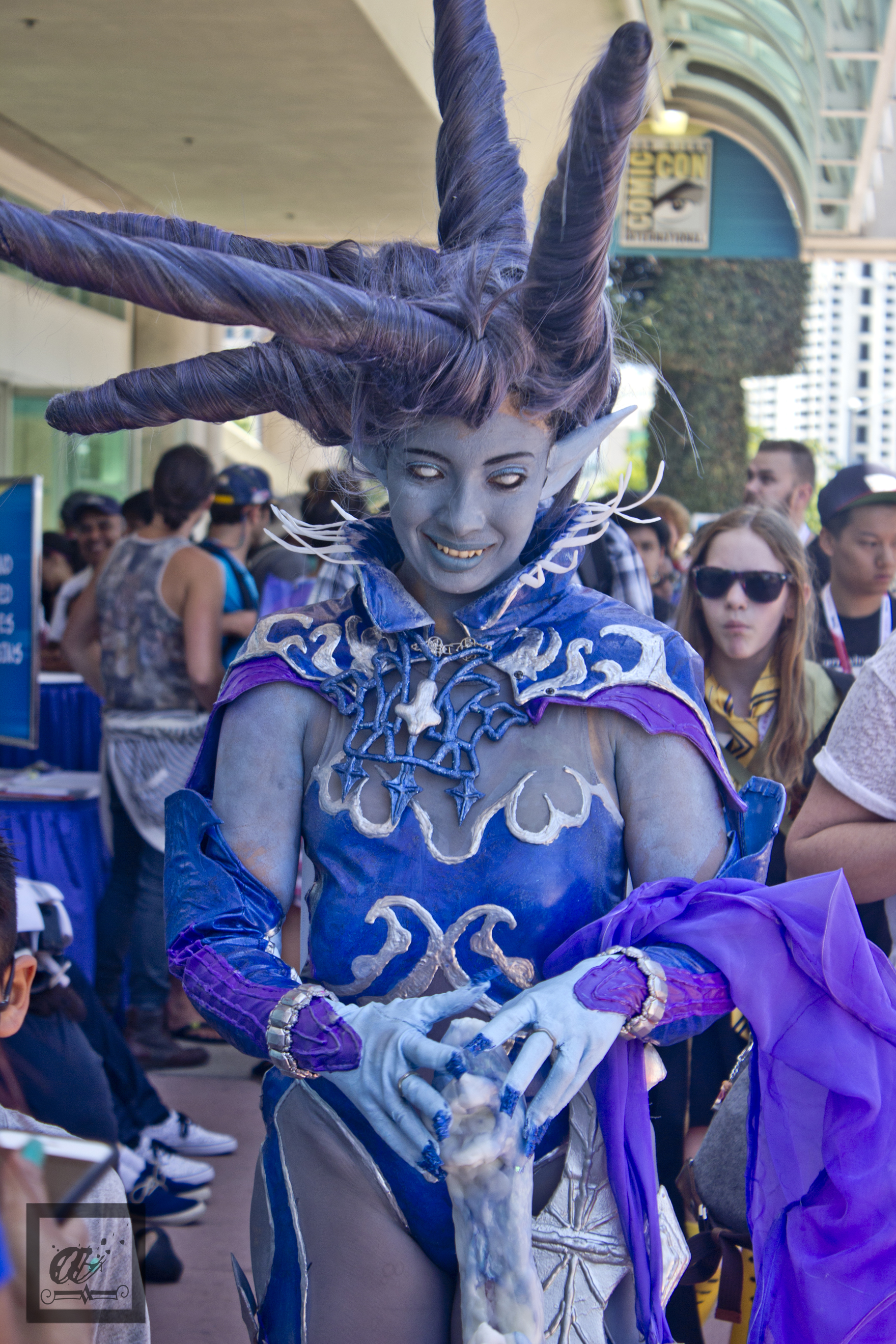 SDCC 2015 Cosplayer