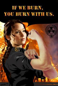 Katniss the Mockingjay