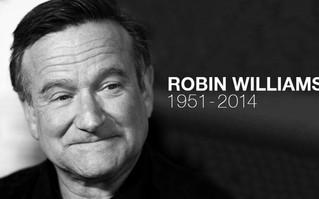 Robin Williams...and hiding depression
