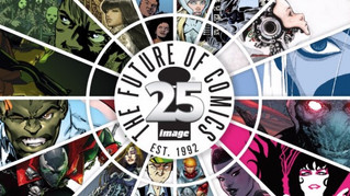 Celebrate Image Comics' 25th Anniversary at TCAF 2017, with Adlard, Lemire, Liu, O'Malley, R