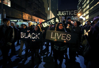 Ferguson and #BlackLivesMatter...a year later