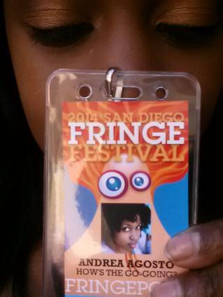 It's...a Fringe!