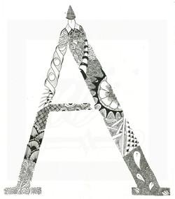 Zentangle A