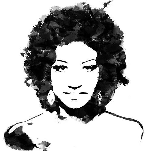 Celia - Canvas Print