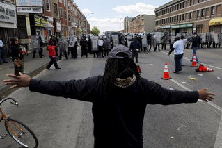 Freddie Gray and the Baltimore Uprising