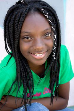 Child Actress Headshot