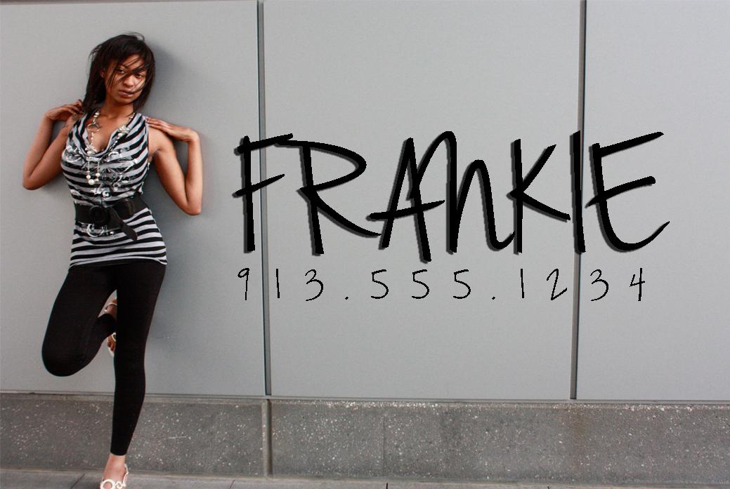 Frankie - Business Card