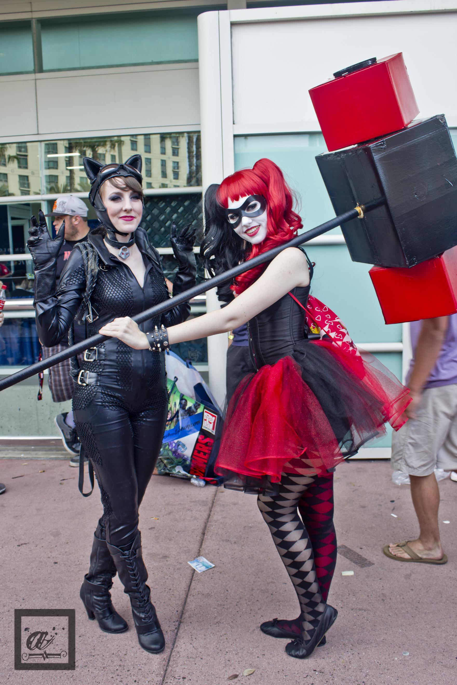 San Diego Comic-Con Cosplayers