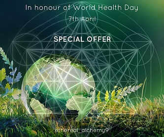 World Health Day Special Offer